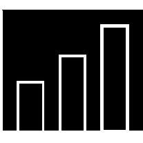 column chart with 3 columns