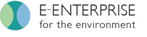 E-Enterprise for the Environment logo